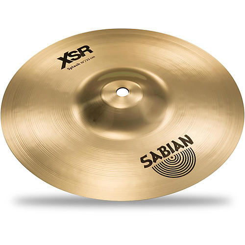 Sabian XSR Series Splash Cymbal