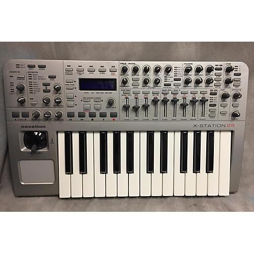 Novation XSTATION 25 DJ Controller-thumbnail