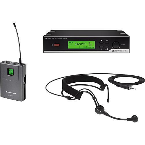 Sennheiser XSW 52-A Wireless Headmic Set