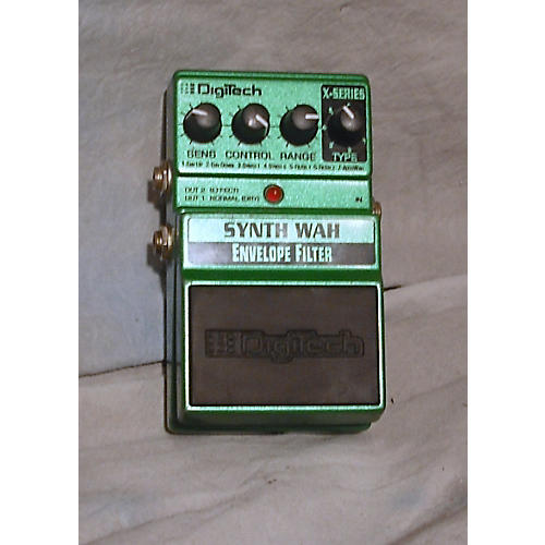 Digitech XSW Synth Wah Effect Pedal-thumbnail