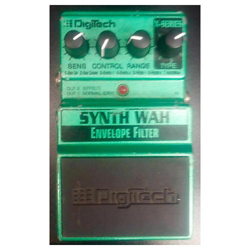 Digitech XSW Synth Wah Envelope Filter Effect Pedal-thumbnail