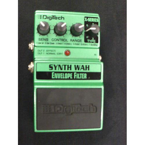 Digitech XSW Synth Wah Envelope Filter Effect Pedal-thumbnail