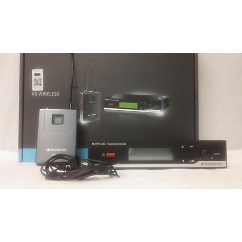 Sennheiser XSW12A Lavalier Wireless System