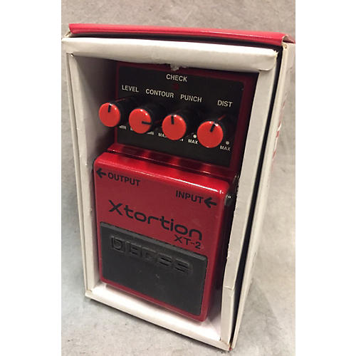 Boss XT-2 Xtortion Effect Pedal