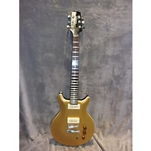 Hamer XT SERIES GOLD TOP P90 Solid Body Electric Guitar