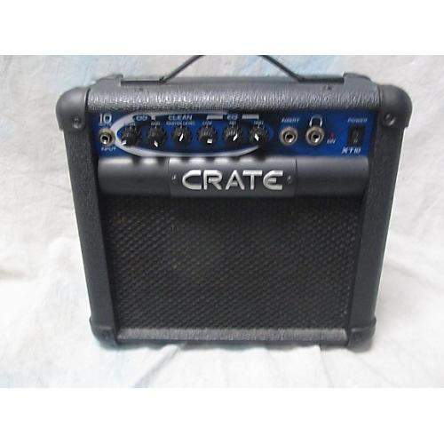 used crate xt10 guitar combo amp guitar center. Black Bedroom Furniture Sets. Home Design Ideas