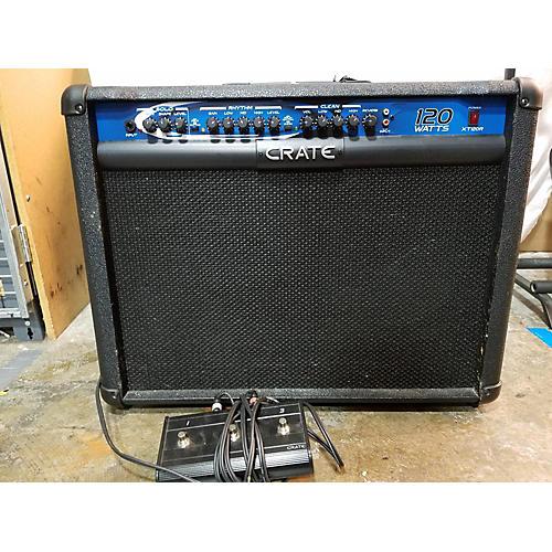 used crate xt120r guitar combo amp guitar center. Black Bedroom Furniture Sets. Home Design Ideas
