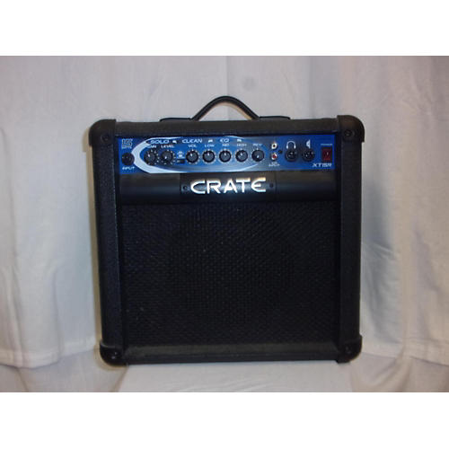 used crate xt15r guitar combo amp guitar center. Black Bedroom Furniture Sets. Home Design Ideas