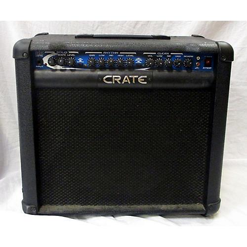 used crate xt65r guitar combo amp guitar center. Black Bedroom Furniture Sets. Home Design Ideas