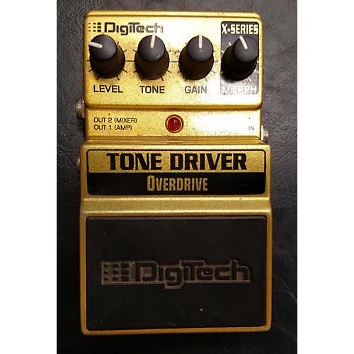 Digitech XTD Tone Driver Overdrive Effect Pedal-thumbnail