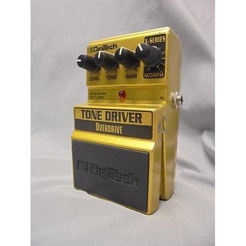 Digitech XTD Tone Driver Overdrive Effect Pedal