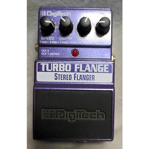 Digitech XTF Turbo Flanger Effect Pedal-thumbnail
