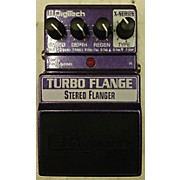 Digitech XTF Turbo Flanger Effect Pedal
