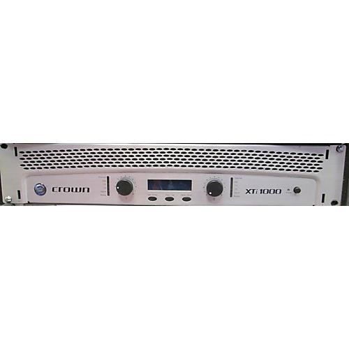 Crown XTI1000 Power Amp-thumbnail
