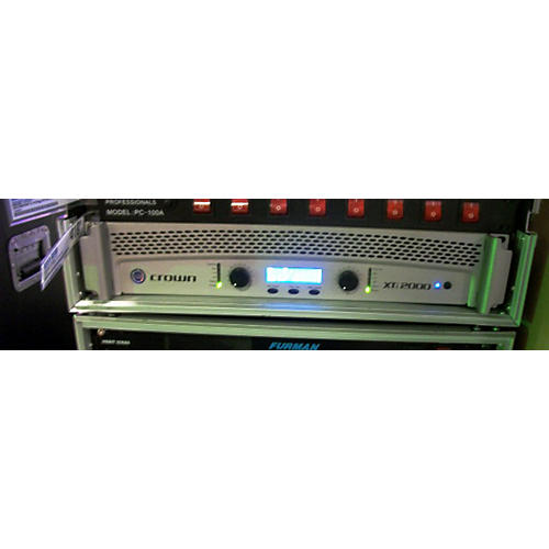 Crown XTI2000 Power Amp