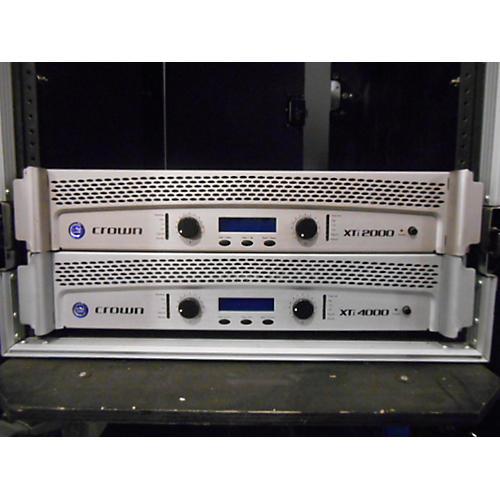 Crown XTI4000 Power Amp-thumbnail