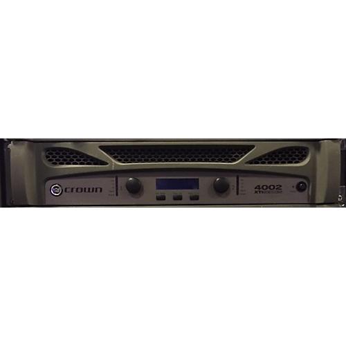 Crown XTI4002 Power Amp-thumbnail
