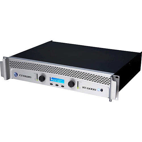 Crown XTi 6000 Power Amp