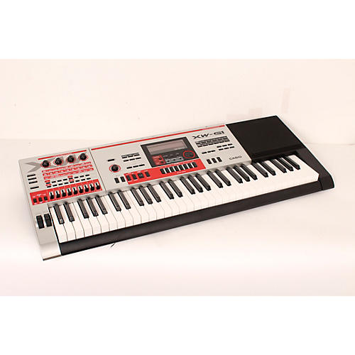 Casio XW-G1 Groove Synthesizer-thumbnail