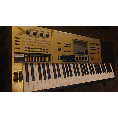 Casio XW-P1 GDK3 Synthesizer-thumbnail