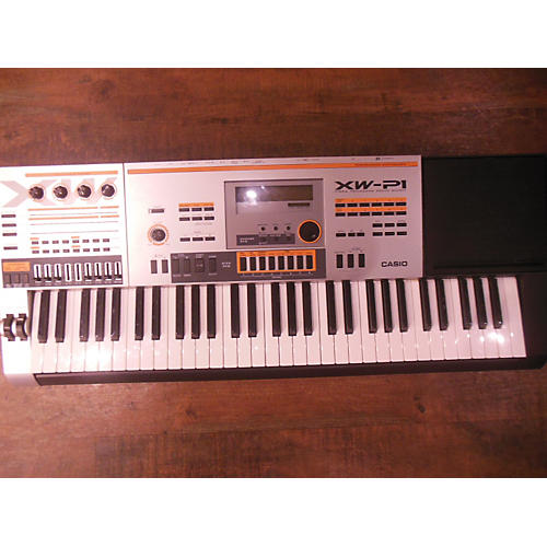 Casio XW-P1 Keyboard Workstation
