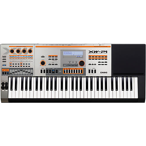 Casio XW-P1 Performance Synthesizer-thumbnail