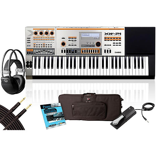 Casio XW-P1 Synth Package
