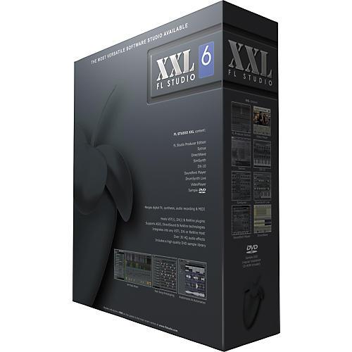 Image Line XXL FL Studio 6