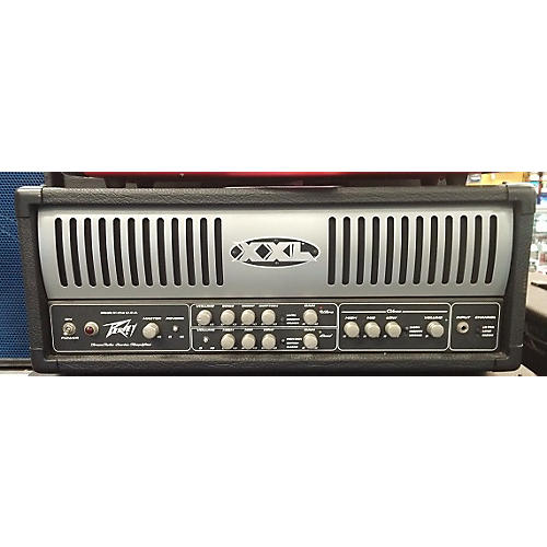 Peavey XXL TRANSTUBE Solid State Guitar Amp Head