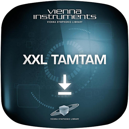 Vienna Instruments XXL Tamtam Full-thumbnail