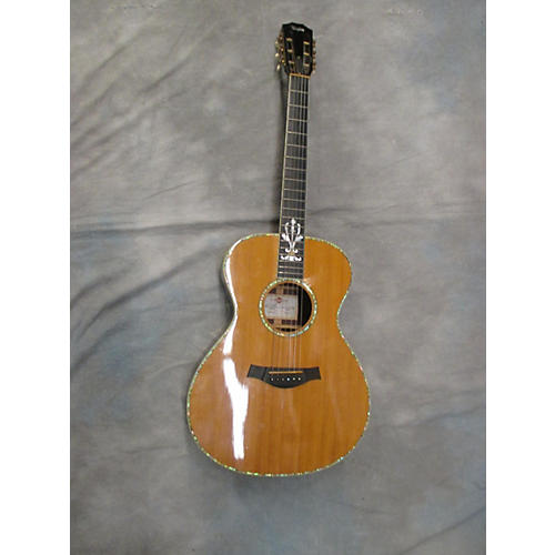 Taylor XXXRS Acoustic Electric Guitar Natural