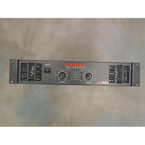 Nady Xa1600 Power Amp-thumbnail