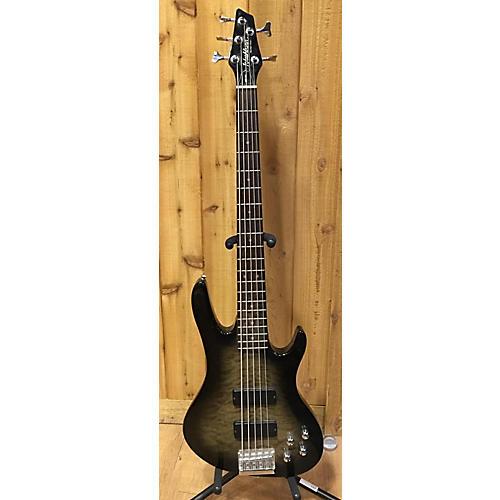 used washburn xb125 electric bass guitar trans black guitar center. Black Bedroom Furniture Sets. Home Design Ideas
