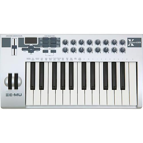 E-mu Xboard 25 USB MIDI Controller