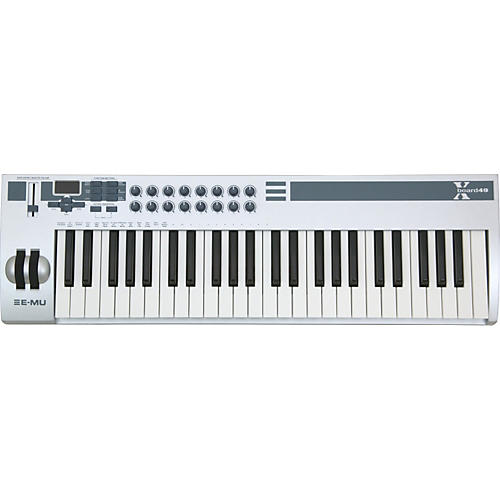 E-mu Xboard 49 USB/MIDI Controller