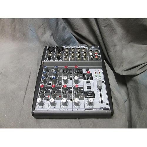 Behringer Xenyx 1002 Unpowered Mixer-thumbnail