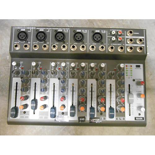 Behringer Xenyx 1002B 5-Channel Unpowered Mixer-thumbnail