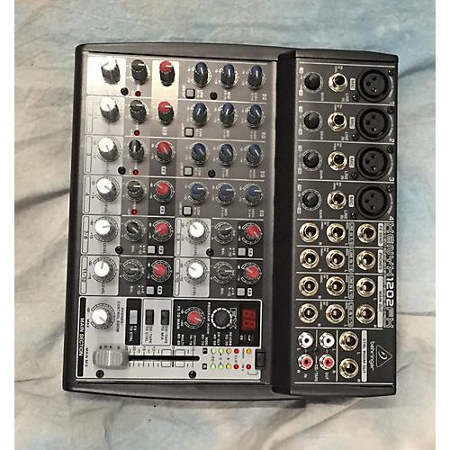 Behringer Xenyx 1202FX Unpowered Mixer-thumbnail
