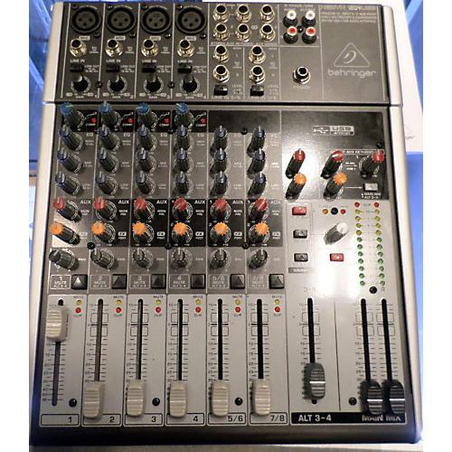 Behringer Xenyx 1204USB Unpowered Mixer-thumbnail