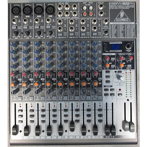 Behringer Xenyx 1622FX Unpowered Mixer