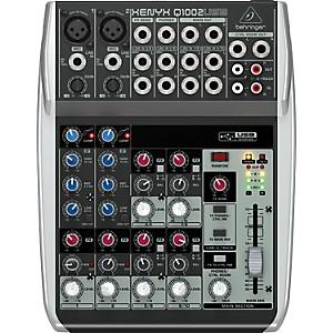 Behringer Xenyx Q1002USB Mixer by Behringer