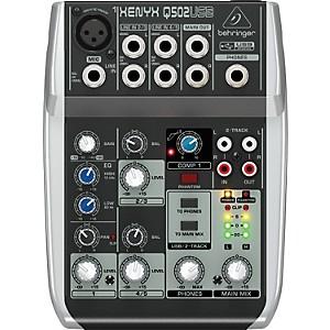 Behringer Xenyx Q502USB Mixer by Behringer