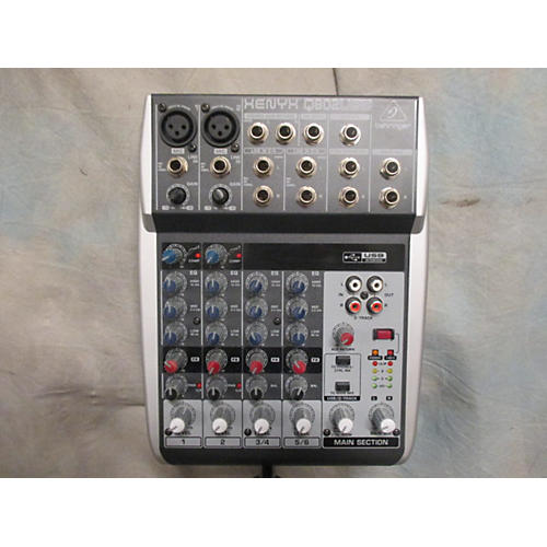 Behringer Xenyx Q802USB Unpowered Mixer