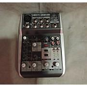 Behringer Xenyx Q802USB Unpowered Mixer
