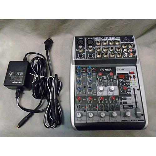 Behringer Xenyx QX1002USB Unpowered Mixer