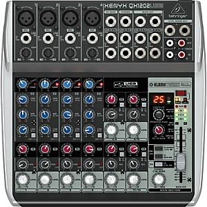 Behringer Xenyx QX1202USB Mixer by Behringer