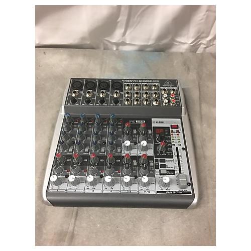 Behringer Xenyx QX1202USB Unpowered Mixer