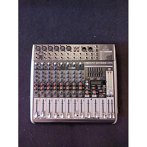 Behringer Xenyx QX122USB Unpowered Mixer-thumbnail