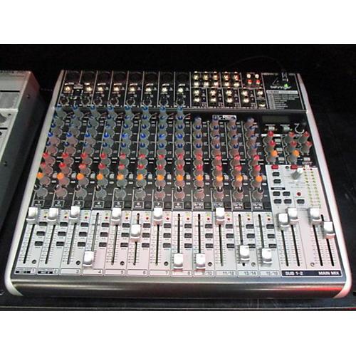 Behringer Xenyx QX2222 Line Mixer