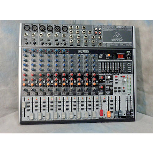 Behringer Xenyx X1832USB Unpowered Mixer-thumbnail